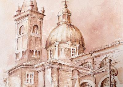 Forli, il Duomo