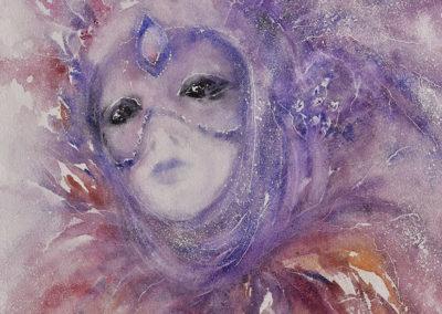 Maschera Pierrot