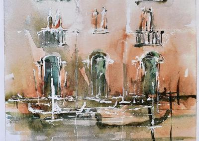 Venezia, riflessi numero 16