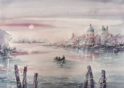 Venezia, veduta