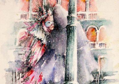 Venezia, maschere