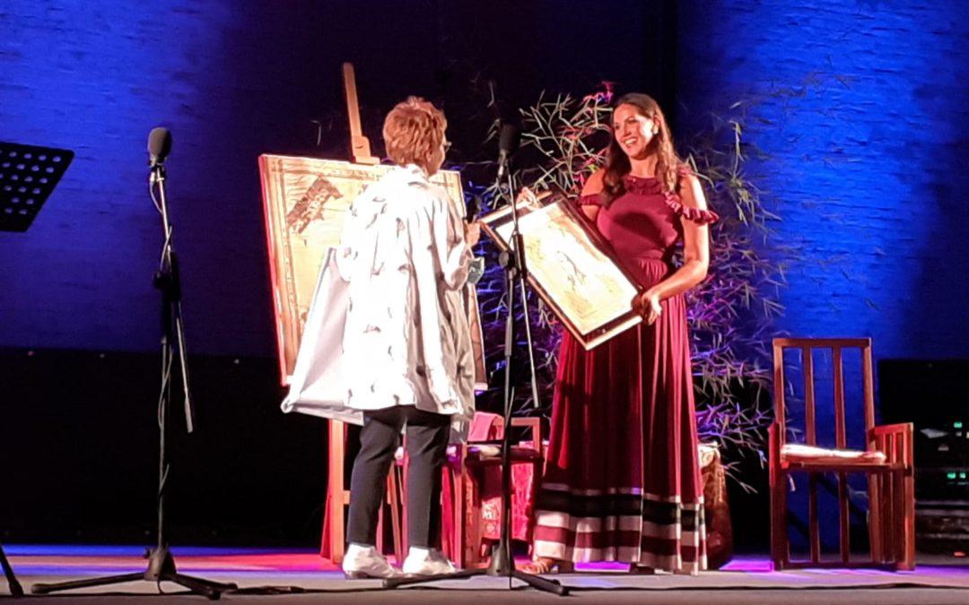 Un riconoscimento al soprano Federica Lombardi